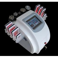 Quality White Beauty Slimming Machine With Cavitation RF Real 40KHz for sale