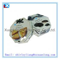 Wholesale Biscuit Tin Can Cookie Tin Box from china suppliers