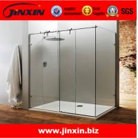 Wholesale JIXNIN stainless steel shower curtain systems screen doors from china suppliers