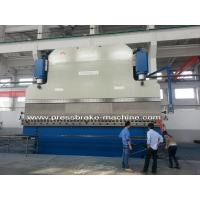 Wholesale Metal Bending Brake CNC Hydraulic Mechanical Press Brake For Metal Sheet from china suppliers