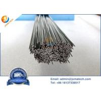China NiCrMo Filler Metal Hastelloy C276 Filler Wire For Mig / Tig Welding on sale