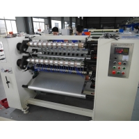 Wholesale Transparent Carton Sealing Opp Packing Tape Slitting Machine from china suppliers