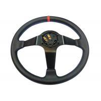Wholesale High Durability Custom Steering Wheel Cover , Sports Steering Wheels For Cars from china suppliers