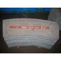 Wholesale Cement Mill Gray Iron Casting , High Cr White Iron Castings End Liners from china suppliers