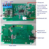 Wholesale 3W bluetooth speaker board from china suppliers