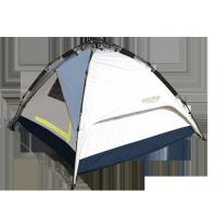Wholesale hydraulic aluminium quick camping tent with aluminum coating from china suppliers