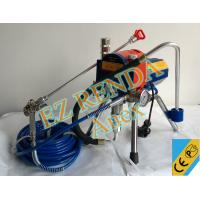 Indoor piston electric airless paint sprayer machine 1 3kw for Bomba manual para pintar con cal