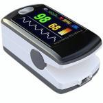 Medical Diagnostic Pluse Oximeter Finger Pulse Oximeter / Pulse Oximeter Fingertip