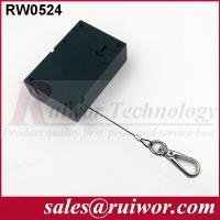 Wholesale Ipad Retractable Security Cable , Retractable Steel Cable ReelFor Wire Harness Positioning from china suppliers