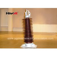 Wholesale Horizontal Type Line Post Insulator With Top Clamp ANSI 57-26 from china suppliers