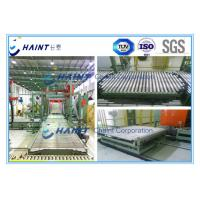 Wholesale Paper Mill Pallet Handling Systems Customized Model With Roller Conveyor from china suppliers
