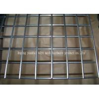 Wholesale Electric Security Galvanized Welded Wire Mesh Panels With Europe Style from china suppliers