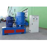 Quality 2600kg Plastic Recycling Machine , HDPE Fibers PVC Granules Making Machine for sale