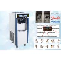 Wholesale Stand Model Yogurt Ice Cream Machine , 38-55 Liters / Hour , 3 Phase Powerful, Lower Noisy and Bigger Output from china suppliers