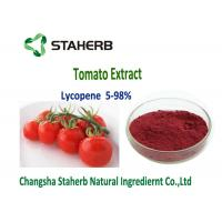 Wholesale HPLC Antioxidant Dietary Supplement , Lycopene Extraction From Tomato CAS 502-65-8 from china suppliers