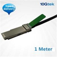 Wholesale QSFP+ QDR Direct-Attach Copper Cable 1m, Passive(CAB-QSFP-P1M) from china suppliers