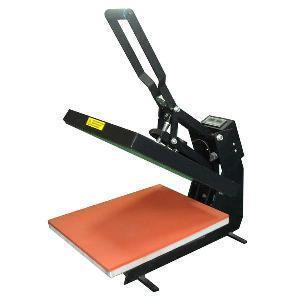 "Wholesale Manual T-Shirts ""U"" Design Heat Press Transfer Machine (CY-G6) from china suppliers"