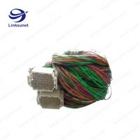 Wholesale Harting Han Industrial Wire Harness 09160723001 Four Point 72 PIN Connector from china suppliers