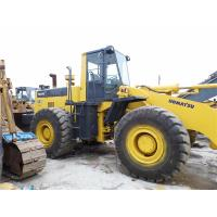 Wholesale Used KOMATSU WA470-3 Wheel Loader For Sale Original japan from china suppliers