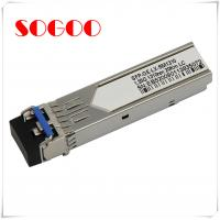 Wholesale CISCO 10GBASE-LR Fiber Optic SFP Module / Compatible Optical Module SFP-10G-LR-S from china suppliers
