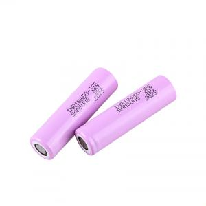 Wholesale 3.5Ah 3.6 Volt 18650 Battery from china suppliers