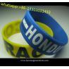 Charm bracelet promotion custom silicone wristband /silicon bracelet for sale