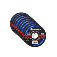 Wholesale Grassland 80m/s 3 Inch 75mm Abrasive Metal Cutting Discs from china suppliers