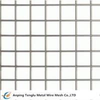 China Stainless Steel 304 Light Wire Welded Mesh |25 x 25 x 1.6mm for sale