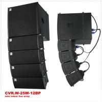 Buy cheap Wedding Party Sound \Mini Line Array 5 Inch \Sound With Sub Bass \Selfpowered from wholesalers