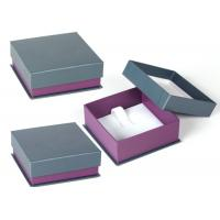 China Women Jewellery Presentation Boxes , High End Custom Jewelry Gift Boxes on sale
