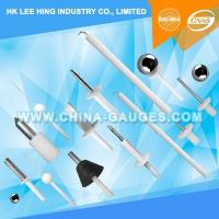 China IEC 61032 Test Probes for Verification and Testing The Protection Against Access to Hazardous Parts on sale