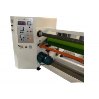 Wholesale Single Shaft Auto Double Sided 1600mm 5Kw Tape Winding Machine from china suppliers