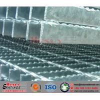 Quality Serrated Welded Steel Grating for sale