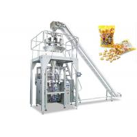 Wholesale Automatic Biscuit Packaging Machine , Vertical Form Fill Seal Packaging Machines from china suppliers