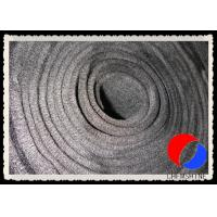 Wholesale Rayon Based Soft Graphite Fiber Felt Thermal Conductivity 0.026 w/m.k Graphite Mat from china suppliers