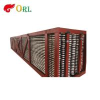 Wholesale Natural Gas Oil Steam Boiler Super Heater , Boiler Superheater Coils ASTM from china suppliers