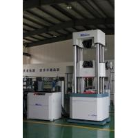 Quality HUT-2000B Hydraulic Servo Universal Testing Machines with high accuracy, no interstice for sale