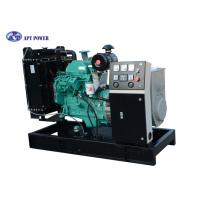 25kVA 20kW Cummins Diesel Genset for Marine , Open Frame Mounted for sale