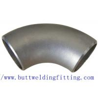Wholesale ASTM B366 UNS N10276 Hastelloy C276 45 Degree Elbow THK SCH5S - SCH160 XXS from china suppliers