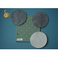 Quality 120g Non Woven Felt With 4 Metres Width , Grey Punched Needle Fabric for sale