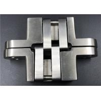 Wholesale High Security Stainless Steel Concealed Hinges For Solid Wood Swing Door from china suppliers