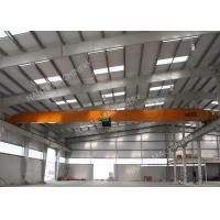 Quality 10T Single Girder Overhead Cranes For Factories for sale
