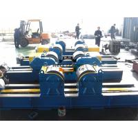 Buy cheap High Strength Steel Pipe Rollers Heavy Duty For Pressure Vessels Rotating Welding from wholesalers