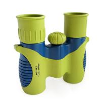Wholesale Safe Green Kids Play Binoculars Roof Prism 8x21 Shockproof For Learning from china suppliers