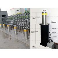 Quality Full Automatic Hydraulic Bollards For Security , Hydraulic Rising Bollards for sale