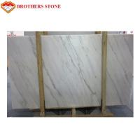Wholesale Custom Size White Marble Stone Flooring With 11.5Mpa Bending Resistance from china suppliers
