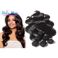 "Wholesale 8"" 10"" 12"" Virgin Peruvian Hair Extensions Body Wave For Black Women from china suppliers"