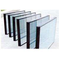 China Qualified Float Glass Sealed Insulated Glass Unit For Refrigerator Filled With Air on sale