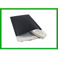 Wholesale Cold Shipping Black Foil Bubble Padded Mailers Durable Material from china suppliers