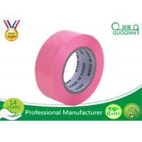 Quality Self Adhesive Colored Carton Sealing Tape 2 Inch Width For Food / Beverage for sale